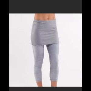 Lululemon yin to you crop legging